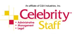 Celebrity Staff Blog: Employment & Staffing Solutions – Administrative, Management and Legal.