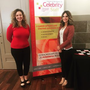 Celebrity Staff is in Des Moines – It's our 10 year anniversary!