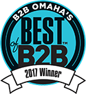 2016 Business to Business Winner